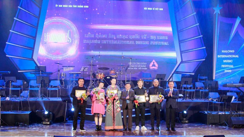 Liên hoan âm nhạc quốc tế – Hạ Long 2020