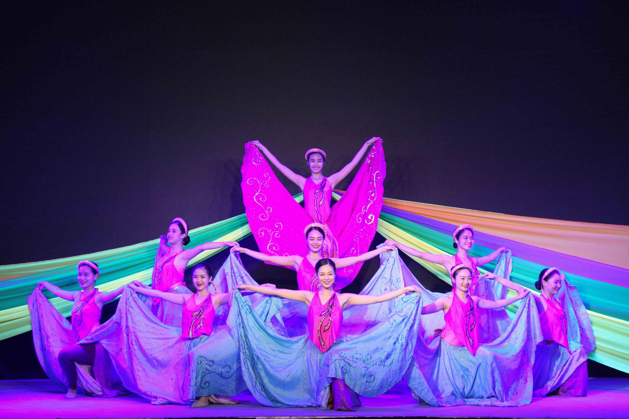 Tổng duyệt chương trình nghệ thuật chào mừng hội nghị ASEAN