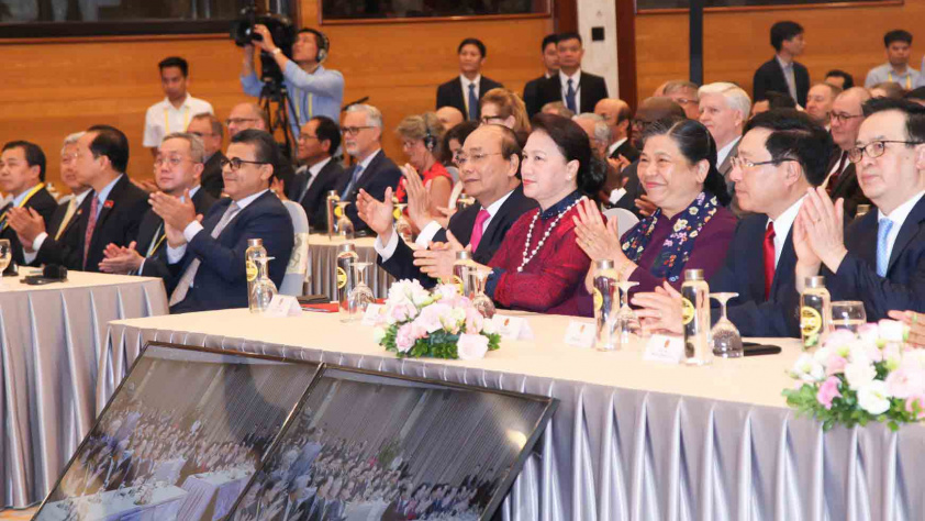 Chương trình nghệ thuật chào mừng khai mạc hội nghị thượng đỉnh cấp cao ASEAN lần thứ 36