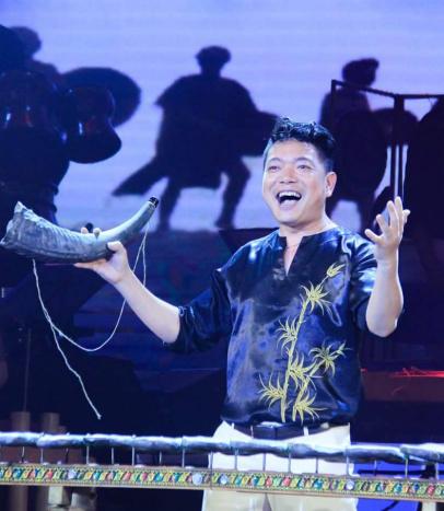 Nghệ sĩ Quang Huy
