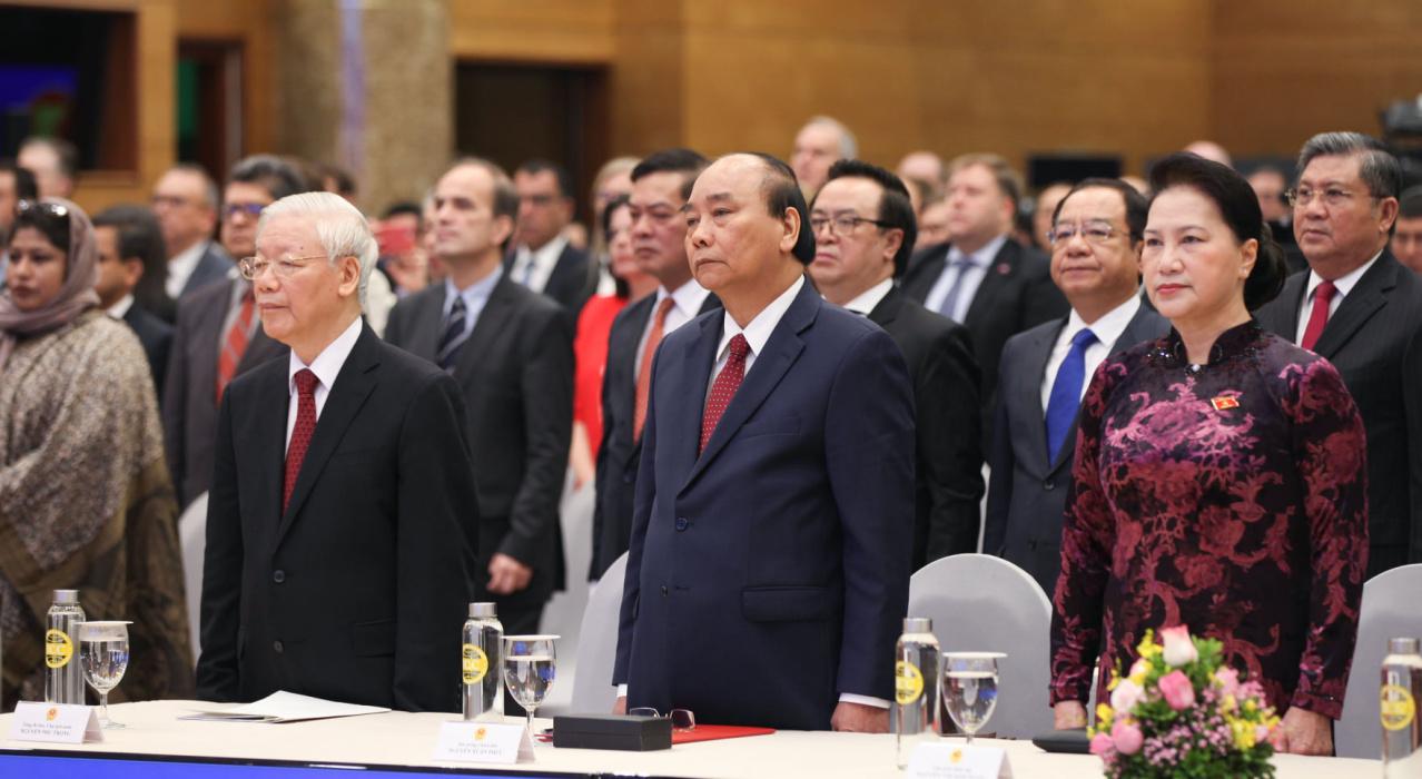 Lễ khai mạc Hội nghị cấp cao Asean lần thứ 37